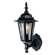 Aurora Lighting A19 Outdoor Wall Sconce Lamp (STL-VME598207)
