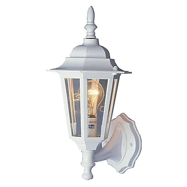 Aurora Lighting A19 Outdoor Wall Sconce Lamp (STL-VME698204)