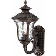 Aurora Lighting A19 Outdoor Wall Sconce Lamp (STL-VME284612)