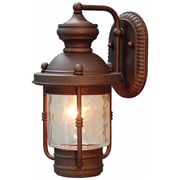 Aurora Lighting A19 Outdoor Wall Sconce Lamp (STL-VME481509)