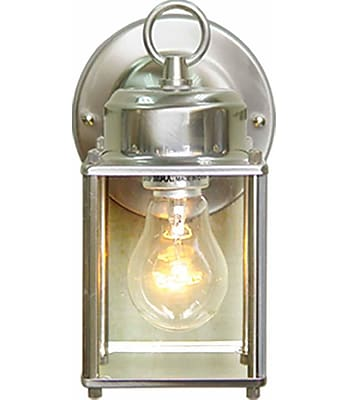 Aurora Lighting A19 Outdoor Wall Sconce Lamp (STL-VME892701)