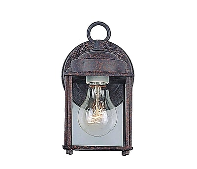 Aurora Lighting A19 Outdoor Wall Sconce Lamp (STL-VME392706)