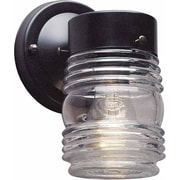 Aurora Lighting A19 Outdoor Wall Sconce Lamp (STL-VME515228)