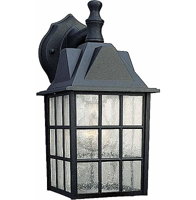 Aurora Lighting A19 Outdoor Wall Sconce Lamp (STL-VME585108)