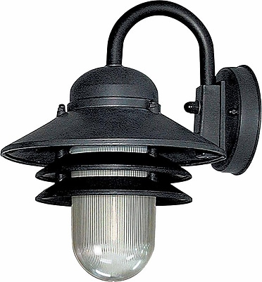 Aurora Lighting A19 Outdoor Wall Sconce Lamp (STL-VME597255)