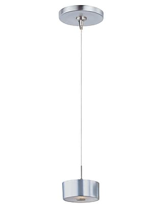 Aurora Lighting Xenon Pendant, Satin Nickel (STL-ETE052685)