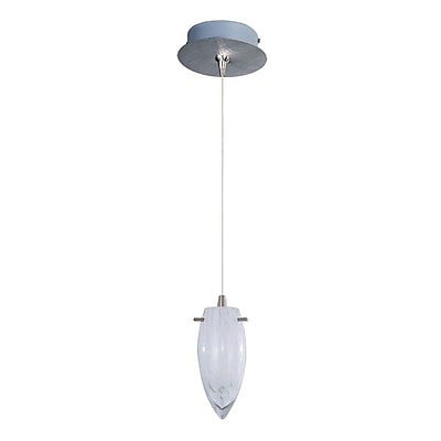 Aurora Lighting Xenon Pendant, Satin Nickel (STL-ETE055846)