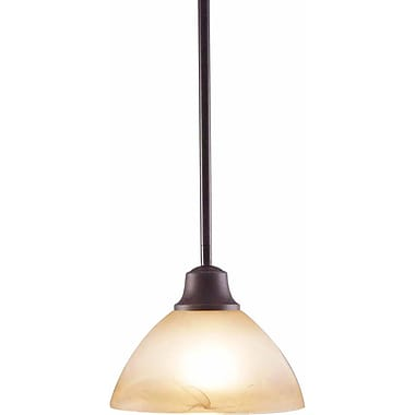 Aurora Lighting Incandescent Pendant, Frontier Iron (STL-VME826713)