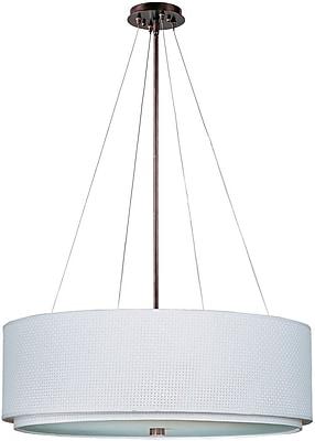 Aurora Lighting Xenon Pendant, Brushed Aluminum (STL-ETE067412)