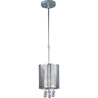 Aurora Lighting Xenon Pendant, Satin Nickel (STL-ETE044406)