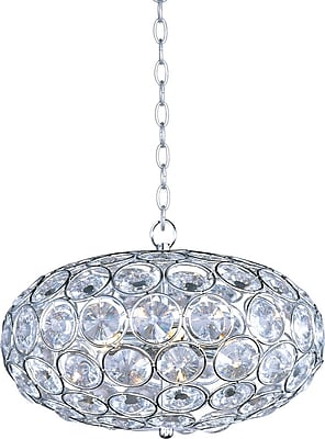 Aurora Lighting Xenon Pendant, Satin Nickel (STL-ETE044024)