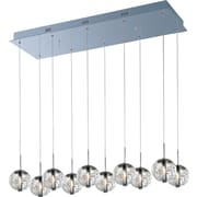 Aurora Lighting Xenon Pendant, Satin Nickel (STL-ETE044239)