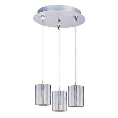 Aurora Lighting Xenon Pendant, Satin Nickel (STL-ETE056171)