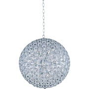 Aurora Lighting Xenon Pendant, Satin Nickel (STL-ETE044079)