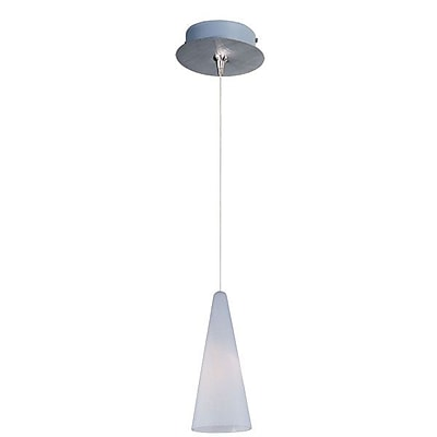 Aurora Lighting Xenon Pendant, Satin Nickel (STL-ETE055716)