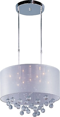 Aurora Lighting Fluorescent Pendant, Oil Rubbed Bronze (STL-ETE040477)
