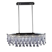 Aurora Lighting Halogen Pendant, Polished Nickel (HF1806-PN)