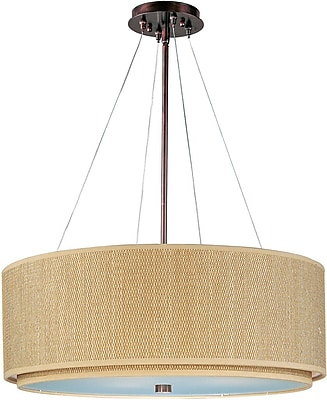 Aurora Lighting Xenon Pendant, Satin Nickel (STL-ETE067504)