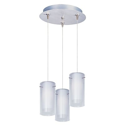 Aurora Lighting Xenon Pendant, Polished Chrome (STL-ETE056478)