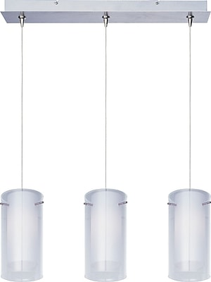 Aurora Lighting Xenon Pendant, Polished Chrome (STL-ETE057970)