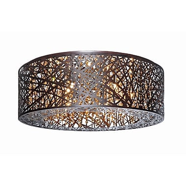 Aurora Lighting Incandescent Pendant, Oil Rubbed Bronze (STL-ETE038801)