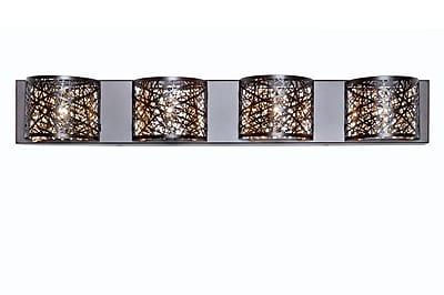 Aurora Lighting Fluorescent Pendant, Oil Rubbed Bronze (STL-ETE039471)