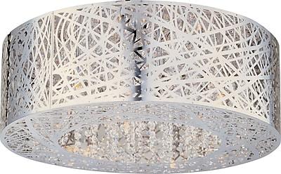 Aurora Lighting Incandescent Pendant, Satin Nickel (STL-ETE038818)