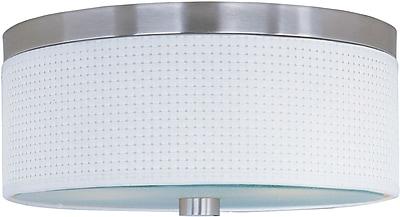 Aurora Lighting Xenon Pendant, Satin Nickel (STL-ETE068570)