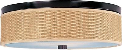 Aurora Lighting Xenon Pendant, Bronze (STL-ETE068624)