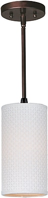 Aurora Lighting Xenon Pendant, Bronze (STL-ETE068686)