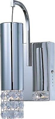 Aurora Lighting Xenon Pendant, Satin Nickel (STL-ETE033400)