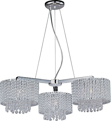 Aurora Lighting Xenon Pendant, Satin Nickel (STL-ETE033394)