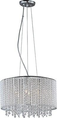 Aurora Lighting Xenon Pendant, Polished Chrome (STL-ETE033646)