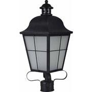 Aurora Lighting B11 Outdoor Post Mount Lamp (STL-VME390306)