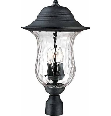 Aurora Lighting B11 Outdoor Post Mount Lamp (STL-VME687161)