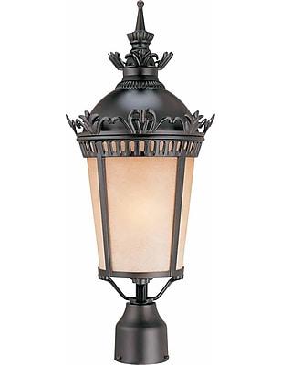 Aurora Lighting A19 Outdoor Post Mount Lamp (STL-VME587362)