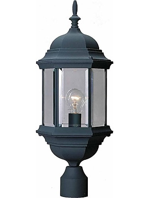 Aurora Lighting A19 Outdoor Post Mount Lamp (STL-VME581261)