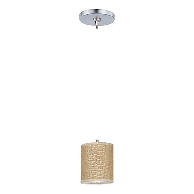 Aurora Lighting T4 Vanity Lamp, Polished Chrome(STL-ETE002642)