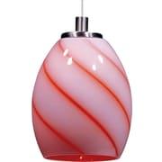 Aurora Lighting T4 Wall Sconce Lamp, Satin Nickel(STL-ETE033172)