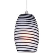 Aurora Lighting LED Wall Sconce Lamp, Satin Nickel(STL-ETE017257)