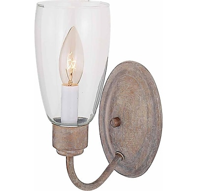 Aurora Lighting B11 Wall Sconce Lamp, Prairie Rock(STL-VME744017)