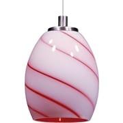 Aurora Lighting T4 Wall Sconce Lamp, Satin Nickel(STL-ETE040064)