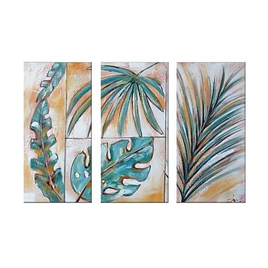 Designart – Peinture, Allez, 3 panneaux (OL1148)