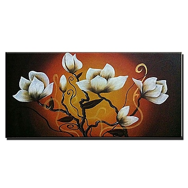 Designart The Beauty of Growth Canvas Wall Art, (OL269s)