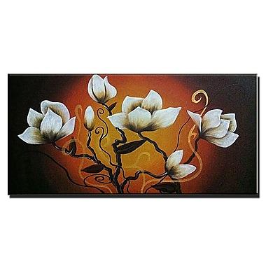 Designart – La beauté de la croissance, toile Wall Art (OL269S)