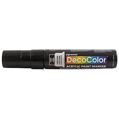 JAM Paper® Jumbo Point Acrylic Paint Marker, Black