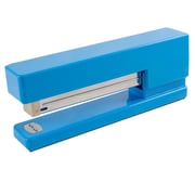 JAM Paper® Modern Desk Stapler, Blue, Sold Individually (337BU)