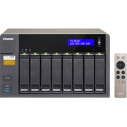 Qnap® Turbo NAS 8-Bay Hot Swappable NAS Server, TS-853A-4G-US