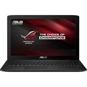 "ASUS® ROG GL552 GL552VW-DH74 15.6"" Notebook, LCD, Intel i7-6700HQ, 1TB HDD, 16GB RAM, WIN 10, Gray"
