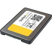 StarTech.com® Dual M.2 NGFF Internal SATA Adapter with RAID, Black/Silver (25S22M2NGFFR)